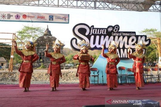 """WNA dari 41 negara ikut """"Java Summer Camp 2919"""" di Sleman"""