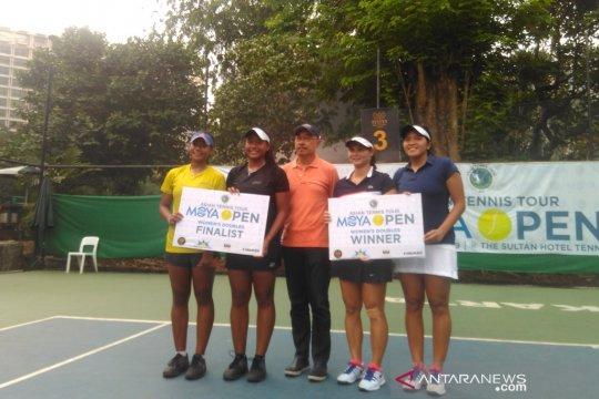 Beatrice/Jessy tundukkan pasangan kembar untuk juarai Moya Open