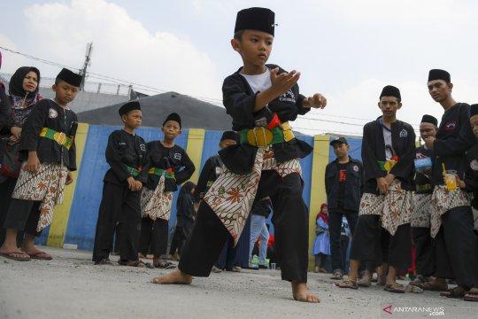 Kampung Silat Rawa Belong tunjukkan identitas
