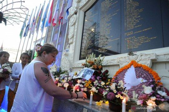 Peringatan 17 tahun bom Bali