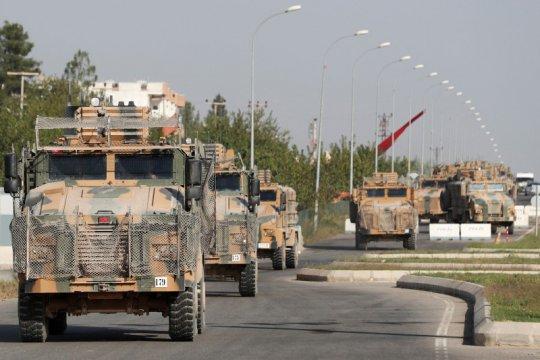 Uni Eropa harus pertimbangkan embargo senjata terhadap Turki