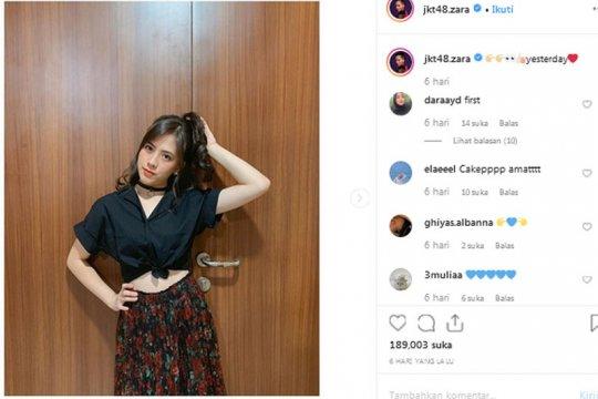 Pengalaman di JKT48 bantu Zara main film