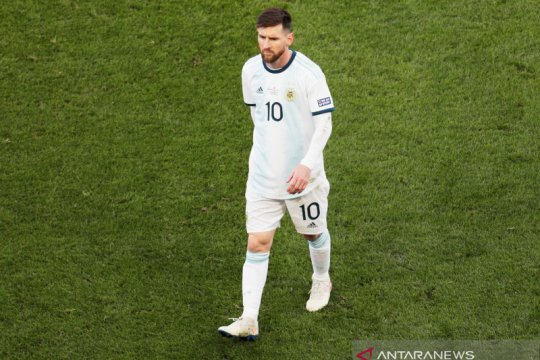 Lionel Messi akan kembali perkuat Argentina bulan depan