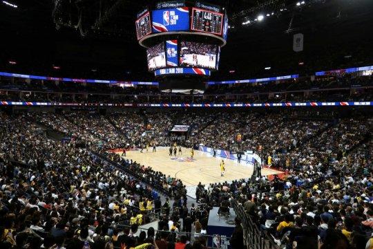 Nets kalahkan Lakers di tengah krisis Twitter di China