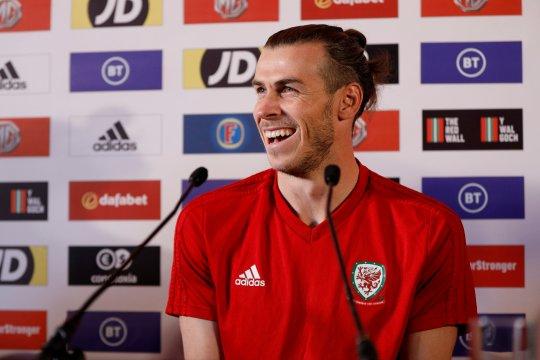 Bale lega bisa bela Wales lawan Kroasia