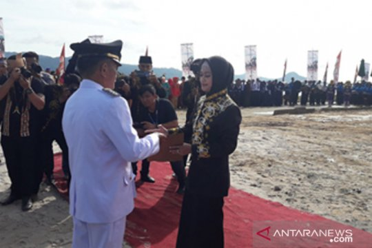 13 kades di Lumbis Pansiangan berniat temui Presiden Jokowi