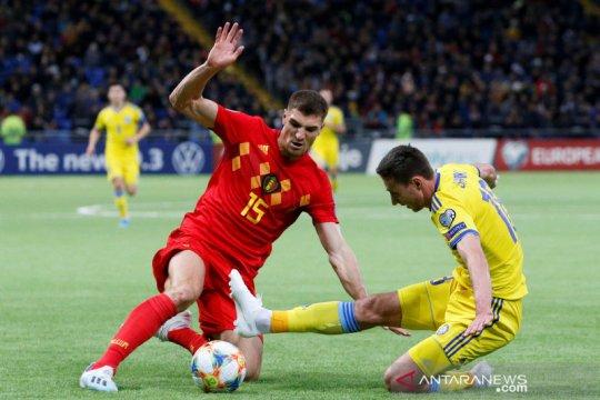 Belgia bidik sapu bersih kemenangan di Grup I