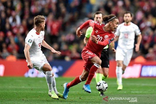 Denmark atasi Swiss 1-0