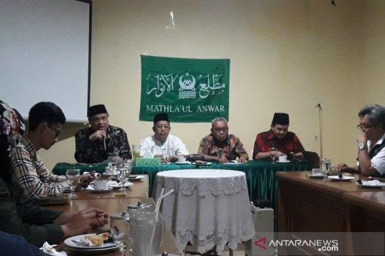 PB MA: Mathla'ul Anwar tidak ajarkan radikalisme dan ekstrimisme