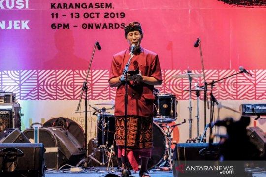 Karangasem World Music Festival bantu pulihkan pariwisata Bali