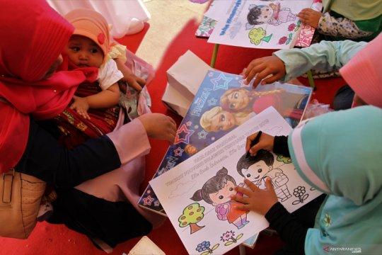Kampanye anti kekerasan kepada anak