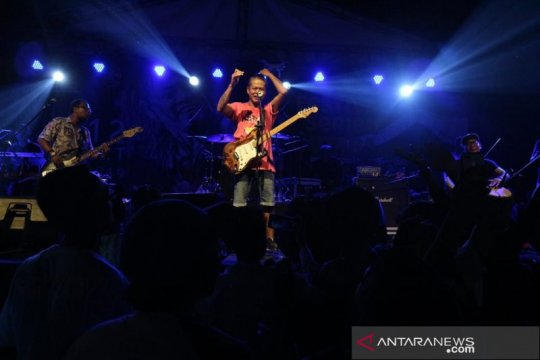 Festival Seribu Utara di Pulau Kelapa dihadiri ribuan pengunjung