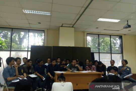 """Border Rakyat"" minta polisi buka data pedemo ditangkap"