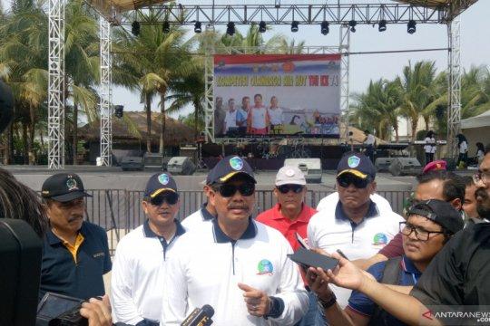 1.313 atlet hadiri penutupan Kompetisi Olahraga Air TNI AL