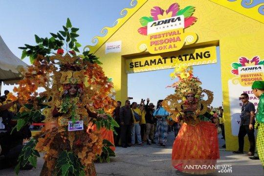 Festival pesona Adira Finance Makassar suguhkan kekayaan budaya lokal