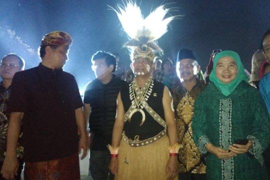 Mendikbud gunakan baju adat Papua saat Pawai Digdaya