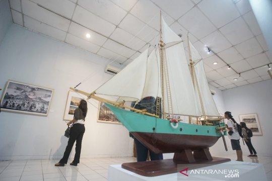 Pameran perahu  Mayang