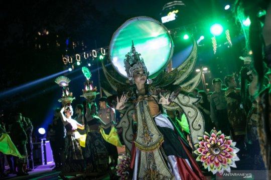 Parade Digdaya Nusantara akhiri Pekan Kebudayaan Nasional