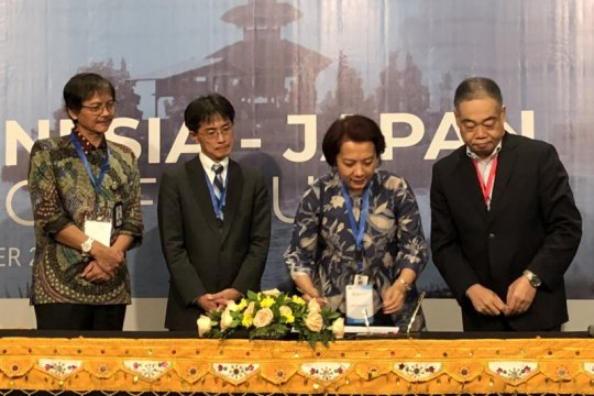 Toshiba bangun sistem energi bebas CO2 untuk Indonesia
