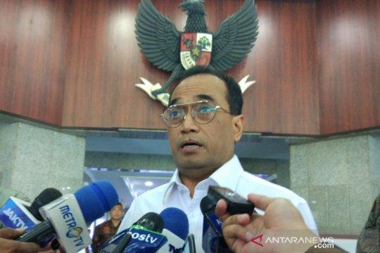 Kinerja lima tahun, Menhub sebut Indonesia Sentris buka ekonomi baru