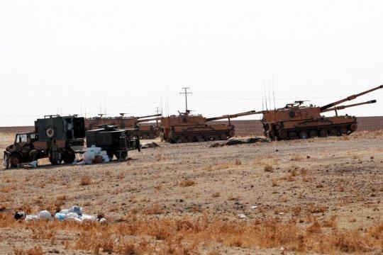 Prancis ambil langkah pastikan keselamatan militernya di Suriah