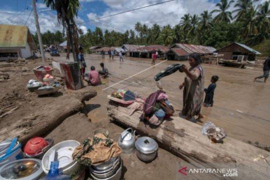 Upaya Pasigala cegah banjir musim hujan pascasetahun gempa