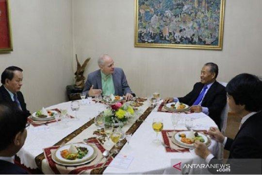 Indonesia sajikan rendang pada pertemuan Komite ASEAN di Pyongyang
