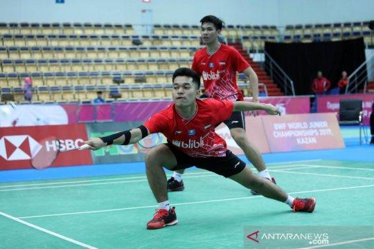 Leo/Daniel tersingkir oleh wakil Malaysia di babak kedua Thailand Open