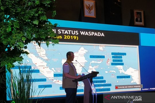 BNPB kumpulkan data sejarah kebencanaan Indonesia di Belanda