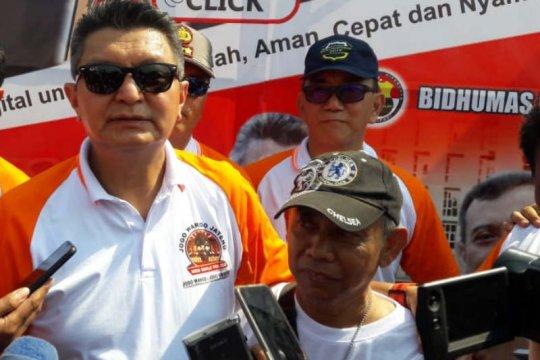 Polda Jawa Tengah luncurkan aplikasi bantuan polisi