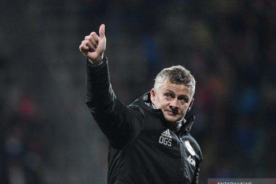 Lindelof yakin posisi Solksjaer di United masih aman