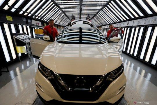 Nissan hentikan sif malam pabrik Sunderland