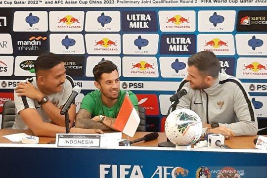 Simon rasakan tekanan di timnas Indonesia sejak setujui kontrak