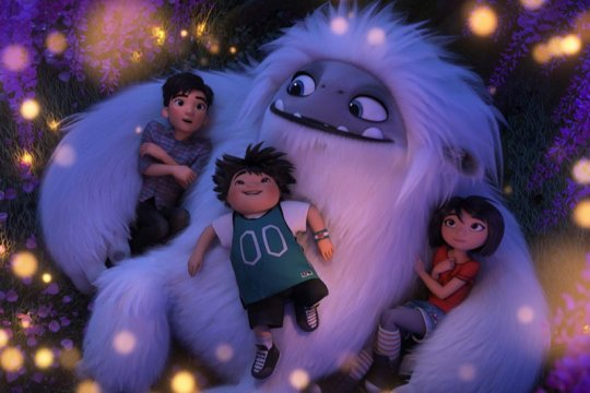 "Vietnam cabut izin film ""Abominable"" terkait peta Laut China Selatan"