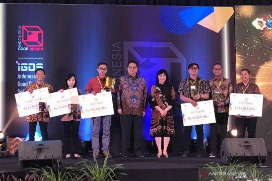 Perancang produk tas multifungsi jadi pemenang IGDS 2019