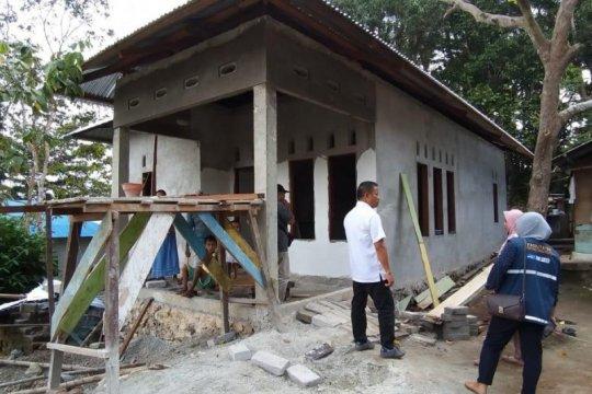 BPBD Ambon data kerusakan fasilitas umum akibat gempa