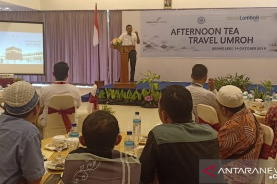 Potensi umroh tinggi, AP I upayakan penerbangan langsung Lombok-Jeddah