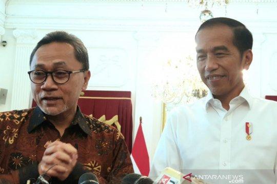Zulkifli Hasan sebut tetap dukung Jokowi