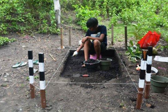 Ekskavasi Balai Arkeologi Papua temukan obsidian