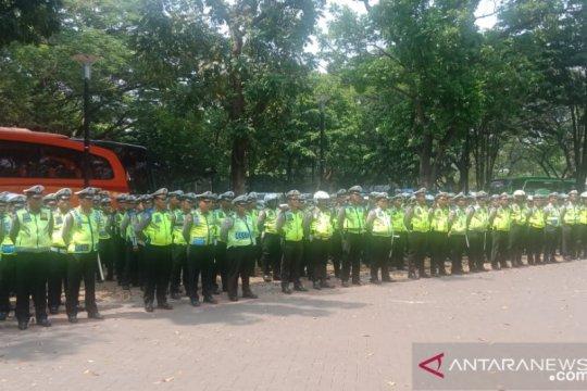Polisi kerahkan 315 personel sebagai langkah antisipasi demonstrasi