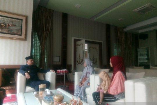 Wali Kota Jambi fasilitasi keluarga almarhumah Renawati ke Malaysia