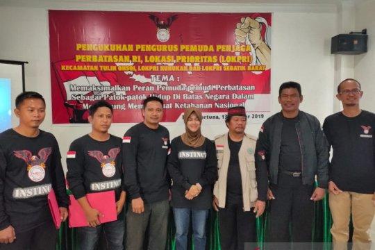 Pemuda di perbatasan RI-Malaysia diminta jaga keutuhan NKRI