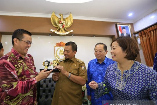 The Kuala Lumpur Chinese Assembly  tertarik investasi di Makassar