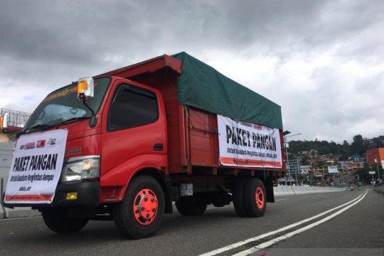 ACT kirim bantuan logistik ke tiga titik gempa Maluku