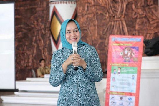 Ketua PKK Lampung ajak kader jadi motor penggerak atasi stunting