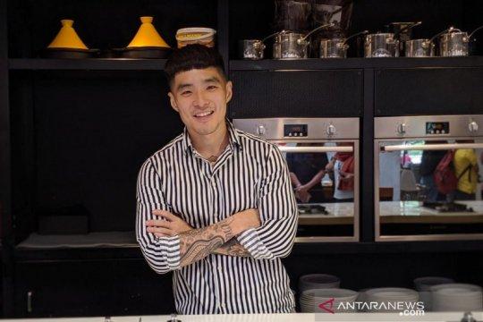 Ayam kembang tahu, resep rumahan chef Martin Praja