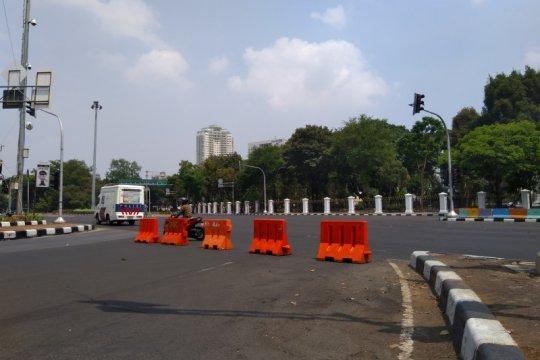 TransJakarta kembali alihkan rute imbas penutupan jalan