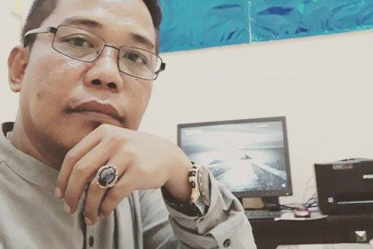 Komisioner KPU Palopo meninggal dunia
