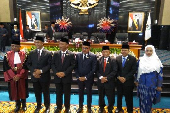 Ini dia lima Pimpinan DPRD DKI Jakarta definitif