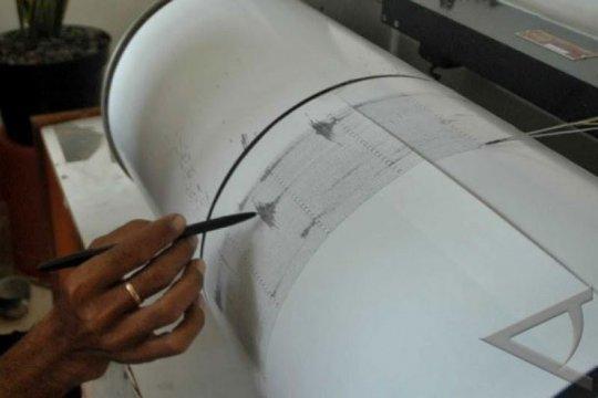 Gempa di pesisir selatan Jateng tak timbulkan kerusakan